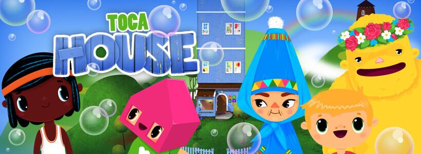Gode Apps Til Børn - Toca House