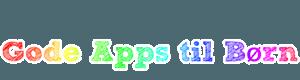 Gode Apps til Børn logo