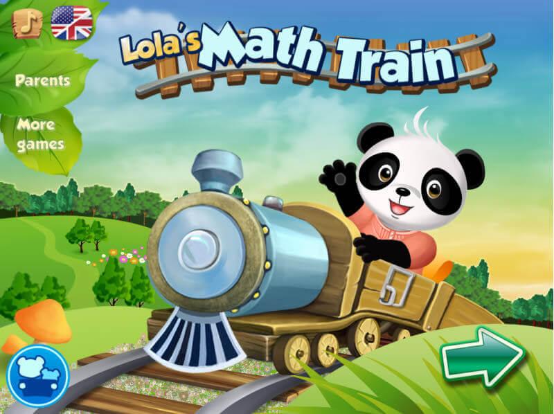 Lolas Matematiktog App