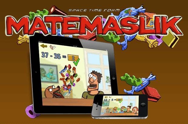 Gode Apps til Børn - Matemaslik