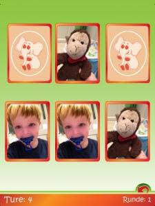 Gode Apps til Børn - FotoHuskespillet 1