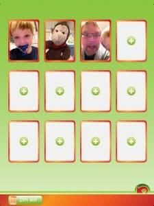 Gode Apps til Børn - FotoHuskespillet 2