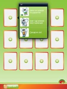 Gode Apps til Børn - FotoHuskespillet 3