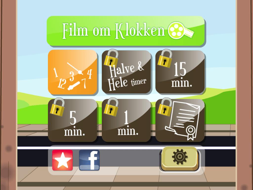 Gode Apps til Børn - Mingoville Lær Klokken