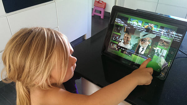 Gode Apps Til Børn - Smilla ser MonkeyTube