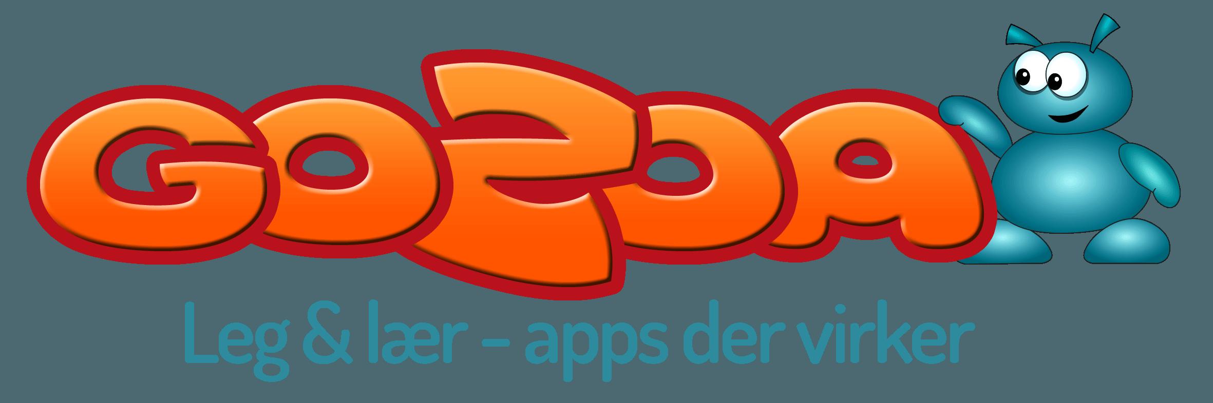 Gode Apps til Børn - Gozoa Logo