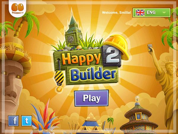 Gode Apps til Børn - Happy Builder 2