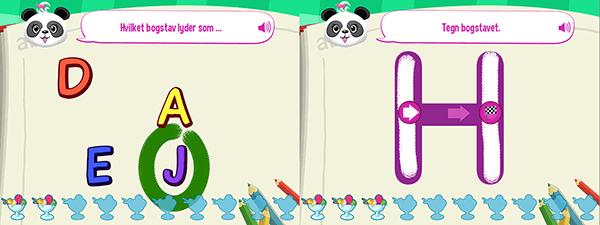 Gode Apps til Børn - Lolas ABC Fest
