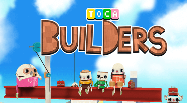 Gode Apps til Børn - Toca Builders