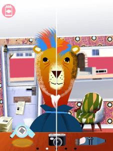 Gode Apps til Børn - Toca Hair salon