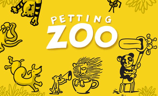 Gode Apps til Børn - Petting Zoo