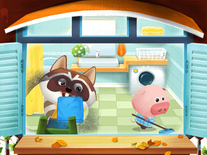 Gode Apps til Børn - Dr. Pandas Hjem