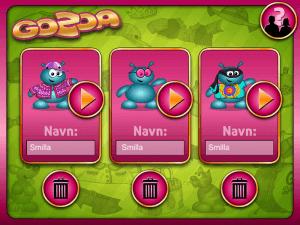 Gode Apps til Børn - GOZOA på Shopping