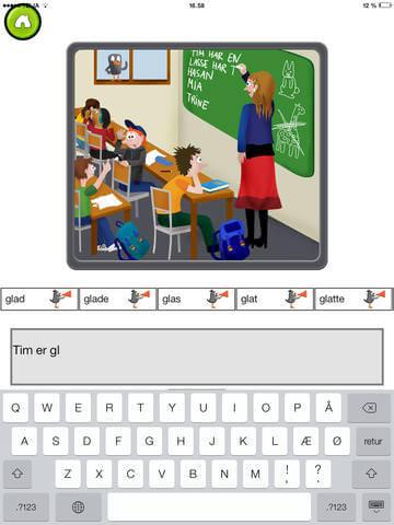 Gode Apps til Børn - Lær at læse med Tim og Trine