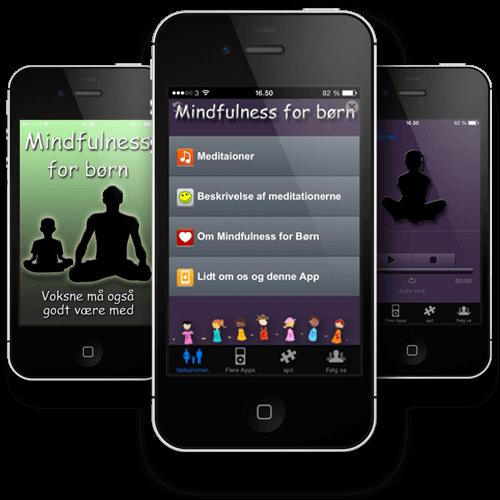 Gode Apps til Børn - Mindfulness for Børn