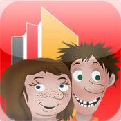 Gode Apps til Børn - Tim og Trine i Dårligt Humør