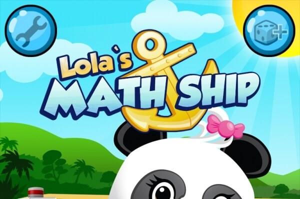 Gode Apps til Børn - Lolas matematikskib2