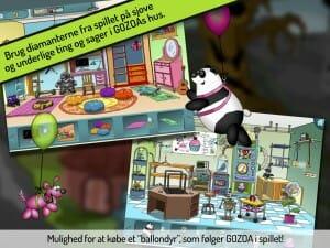 Gode Apps til Børn - Gozoa nøglejagten