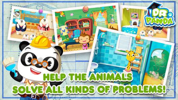 Dr pandas Handyman
