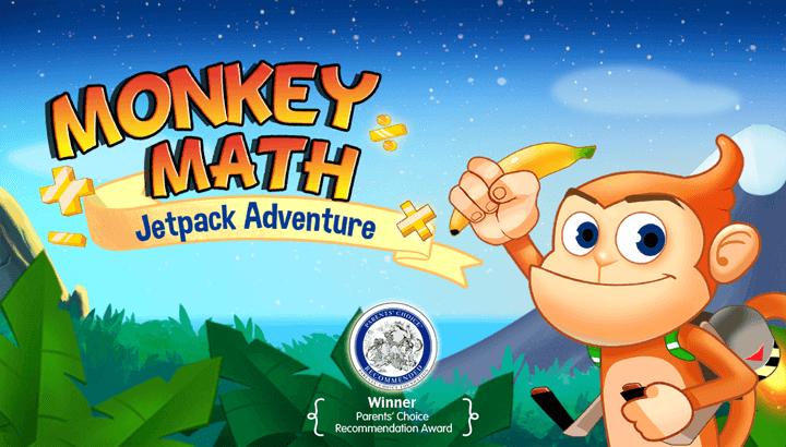 Gode apps til børn - abe matematik app