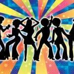 Mini disco børnesange