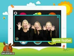 Snuderik sang app - god apps til børn