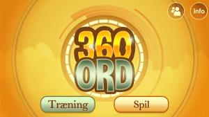 360 ord læringsapp