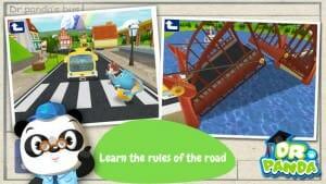 Dr Pandas Bus Driver app