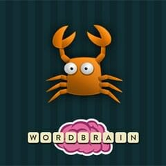 Wordbrain Krabbe