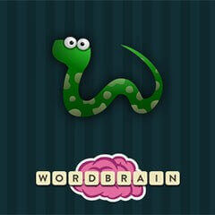 Wordbrain Slange
