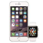 iPhone 6 og apple watch