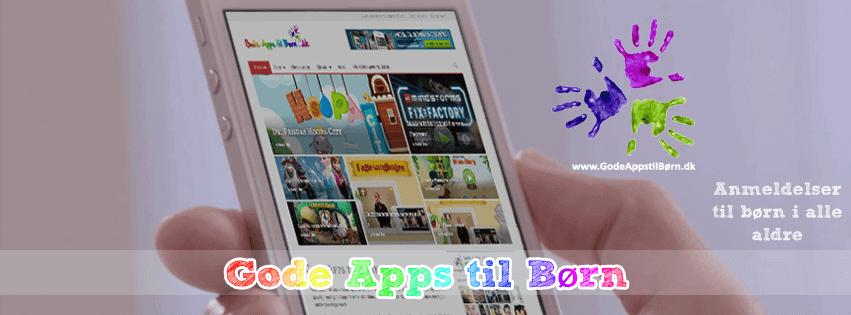 Gode apps til børn