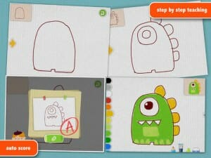 Labo Drawing Lesson app