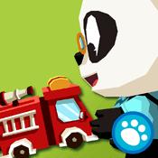 Dr. Pandas legetøjsbiler