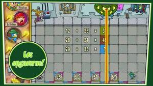 Pixeline - talmesterens labyrint matematik app