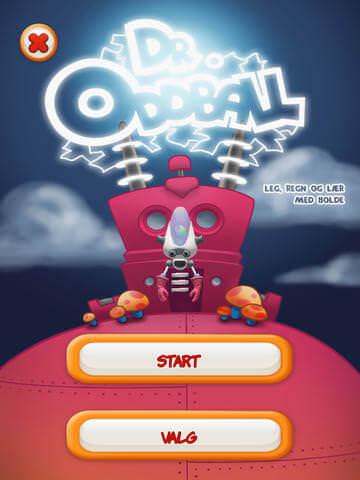 Dr Oddball