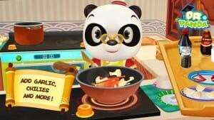 Dr. Panda restaurant: Asien