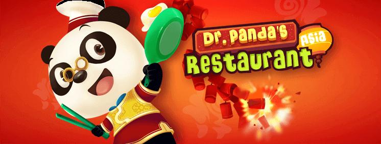 Dr Panda Restaurent asia