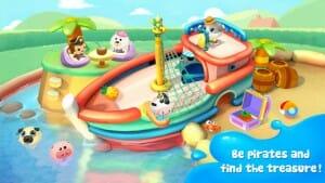 Dr Panda Swimming pool pirater