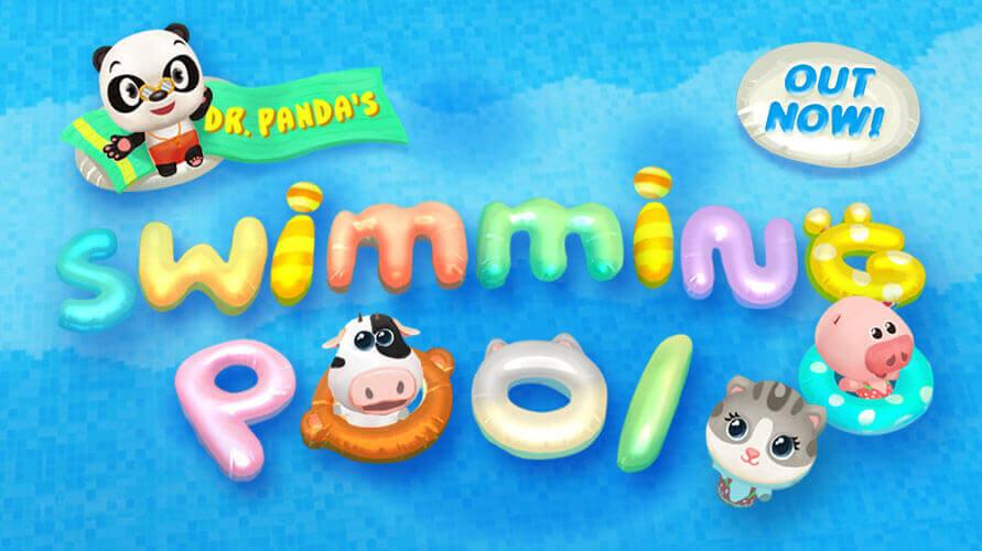 Dr Panda Swimming pool