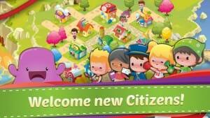 MiniMo Town nye beboere