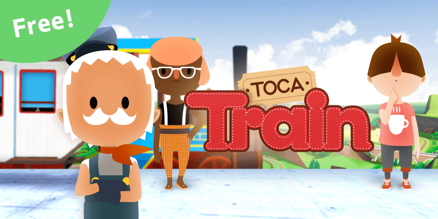 Toca Train free