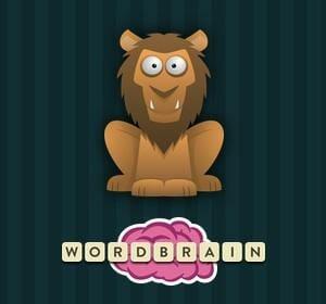 Wordbrain løve