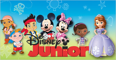 Disney Junior ver ao vivo
