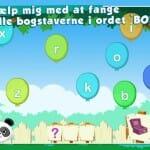 Lolas abc picnic find bogstaver til ordet