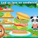 Lolas abc picnic lad os lave en sandwich