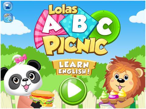 Lolas abc picnic