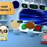 Dr. Panda i Rummet - flyv mod stjernerne