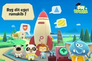 Dr. Panda i Rummet - Byg dit eget rumskib