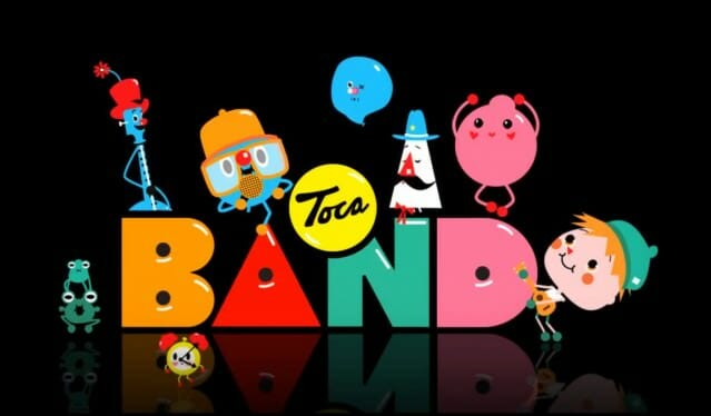 Toca Band splash